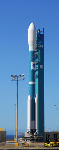 Delta II 7420 carrying COSMO 4 satellite 101031 F 5195D 001