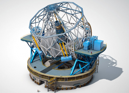 The European Extremely Large Telescope