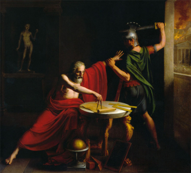 Death of Archimedes