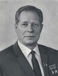 Dmitry Ustinov defense minister