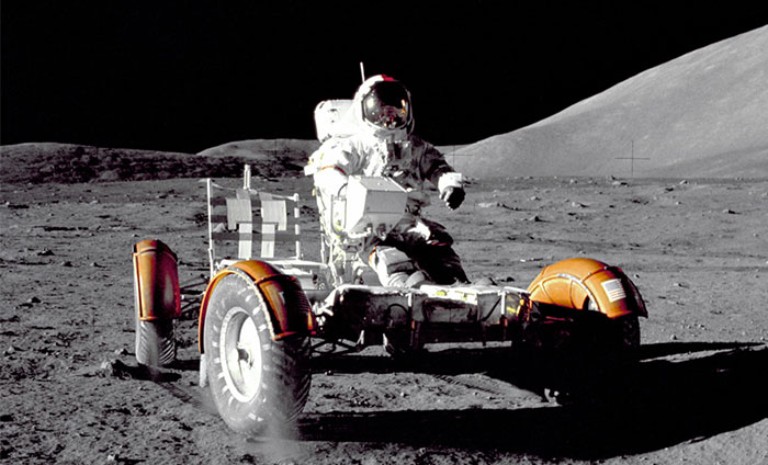 apollo17 lunar rover