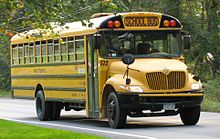 220px ICCE First Student Wallkill School Bus