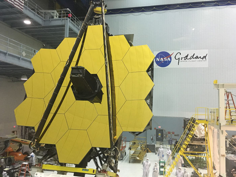 James Webb Space Telescope 1