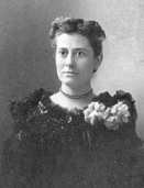Williamina Paton Stevens Fleming circa 1890s