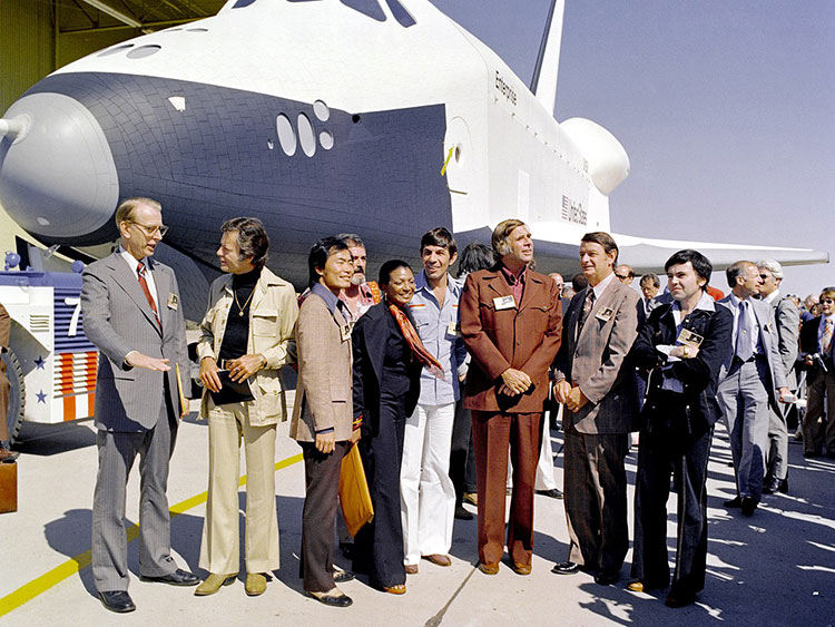 The Shuttle Enterprise GPN 2000 001363