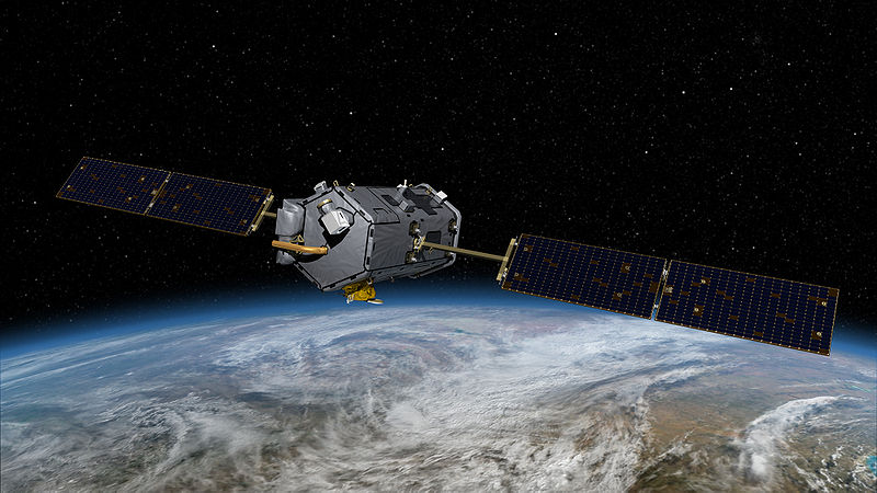 Orbiting Carbon Observatory 1