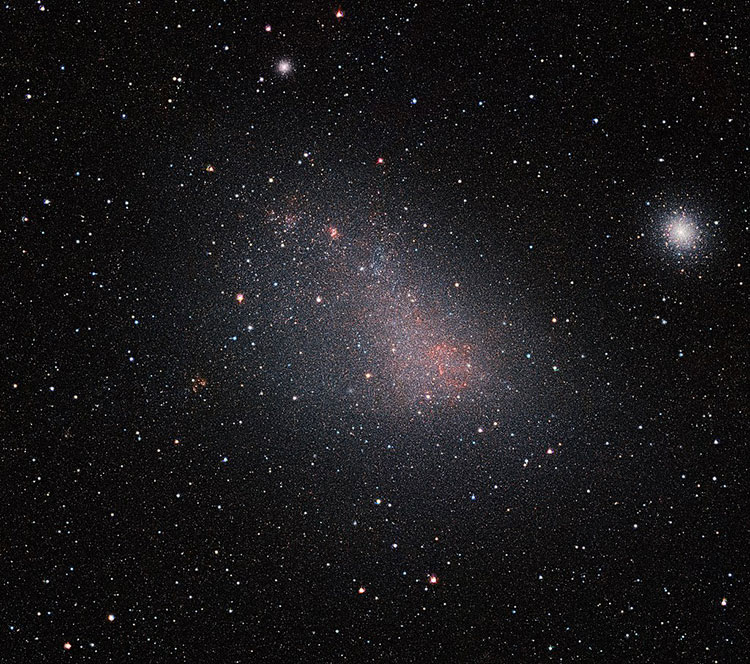 1024px VISTAs view of the Small Magellanic Cloud