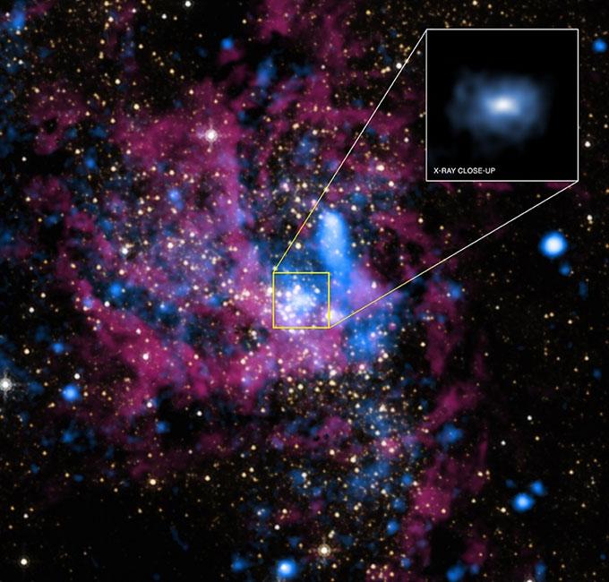 Интересни факти за црните дупки
