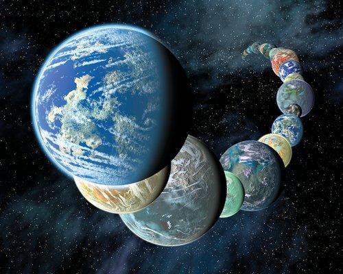 Егзопланети погодни за живот